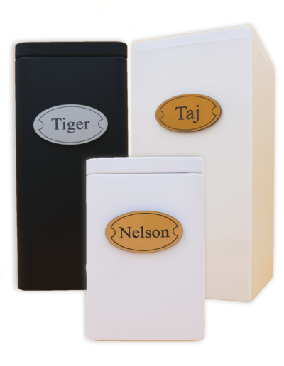 canisters mackay pet cremations
